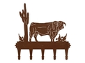 Bull Coat Hanger