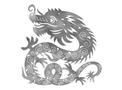 Chinese Dragon Stock Art