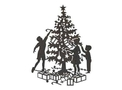 Christmas Tree Stock Art