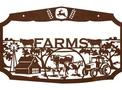 Customizable Farm Sign