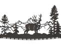 Deer Crosscut Sawblade