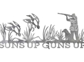Shooting Duck Hunter DXF File