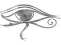Egyptian Eye Stock Art