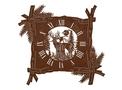 Elk Clock