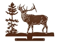 Elk Mailbox Topper