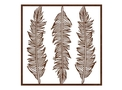 Feathers Frame Wall Art