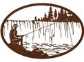 Fishing Oval