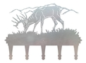Grazing Deer Coat Hanger