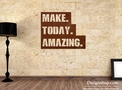 Motivational Sign Wall Art