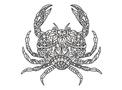 King Crab Wall Art