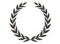 Laurel Wreath DXF File