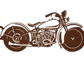 Motorcycle DXF