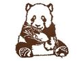 Panda Bear Stock Art
