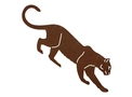Panther DXF File