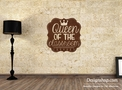 Queen Wall Art