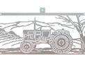 Tractor Shelf