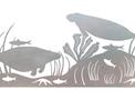 Underwater Creatures DXF File